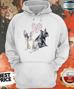 Excellent Flower Lovers French Bulldog Hoodie