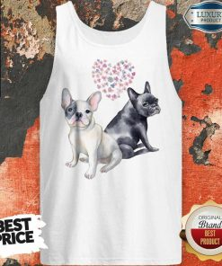 Excellent Flower Lovers French Bulldog Tank Top