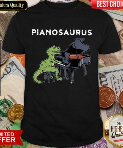 Excellent Pianosaurus Shirt