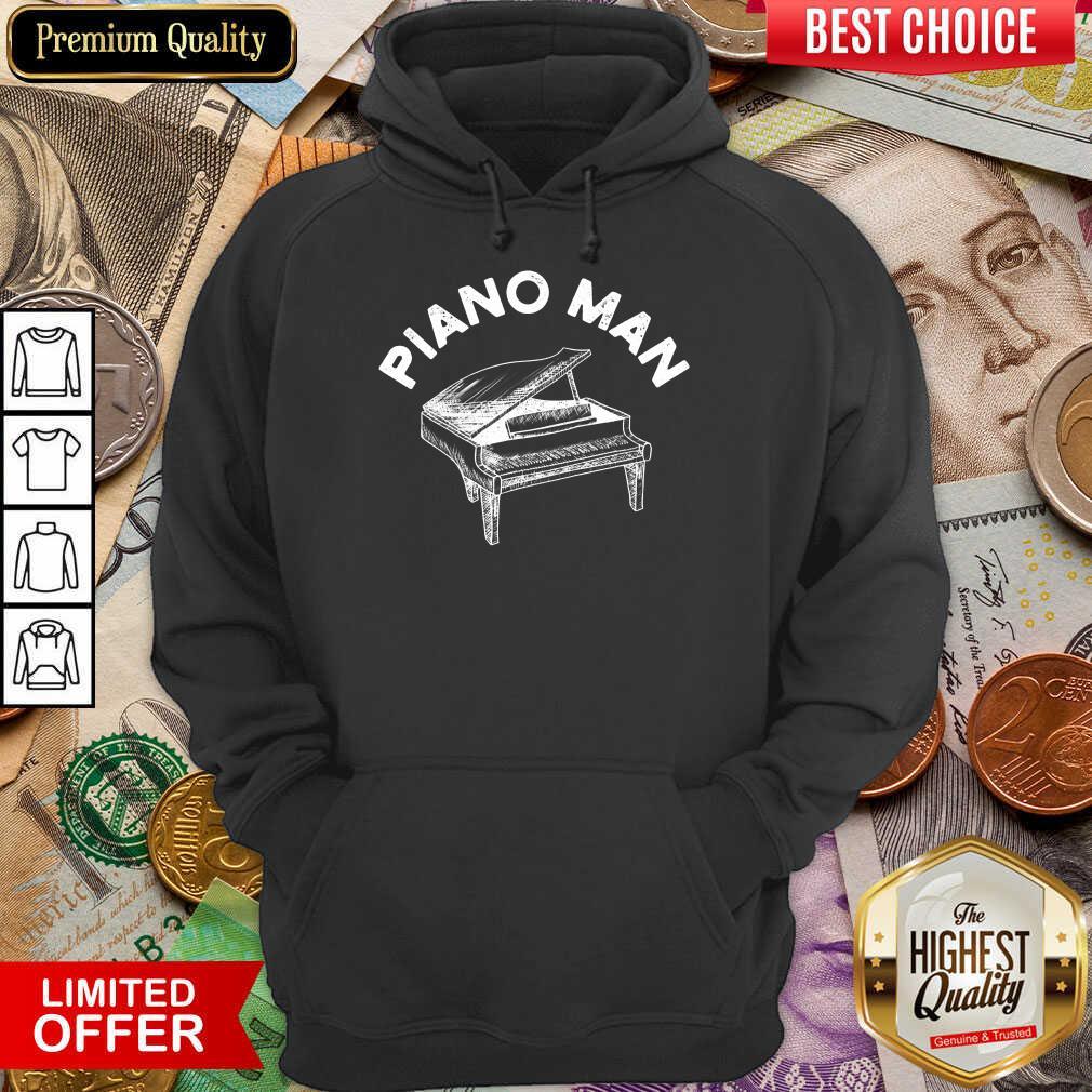 Fantastic Piano Man Hoodie