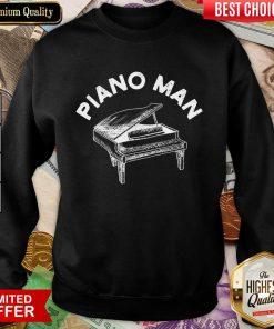 Fantastic Piano Man Sweatshirt