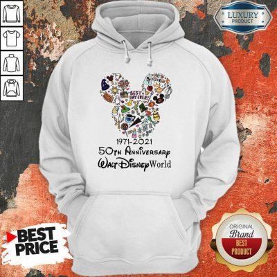 50th Anniversary Walt Disney Hoodie