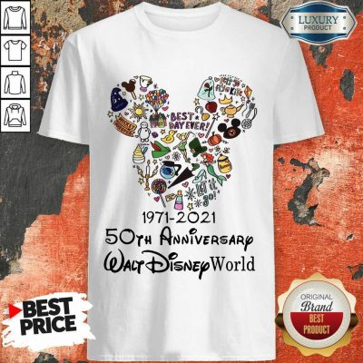 50th Anniversary Walt Disney Shirt