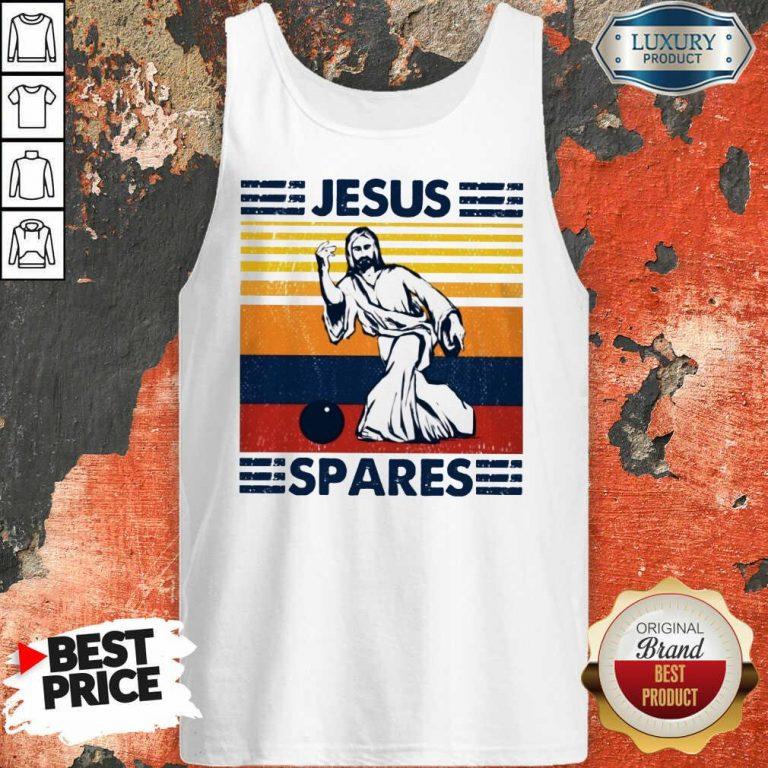 Jesus Spares Tank Top
