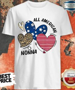 Love All American Nonna Shirt