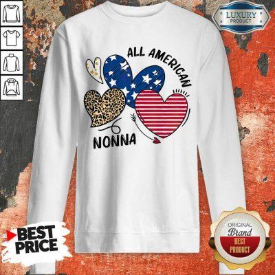 Love All American Nonna Sweatshirt