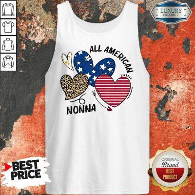 Love All American Nonna Tank Top
