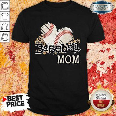 Baseball Mom Shirt