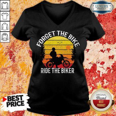 Forget The Bike Ride The Bike V-neck