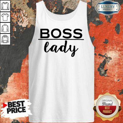 Hot Boss Lady Tank Top