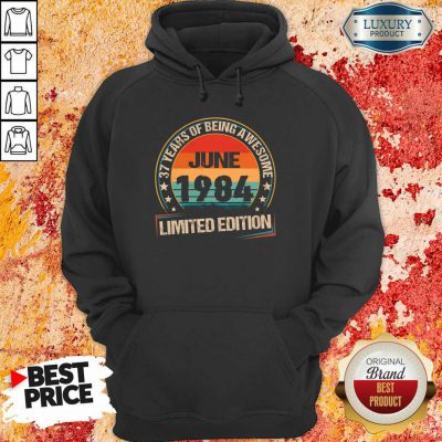 June 1984 Limited Edition Hoodie
